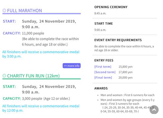 fujisan marathon info